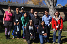 Fischer Lab at Lake Arrowhead